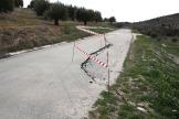 Camino de la Huerta Blanca, que une Montejícar con Guadahortuna.