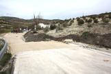 Más imágenes de la carretera de Guadahortuna.