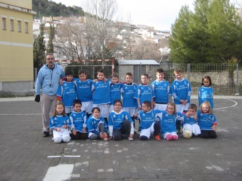 Montejícar se convierte en el pueblo con más participación en los programas de deporte de Diputación de la comarca.
