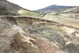 Movimiento de tierra en Camino de El Sotillo.