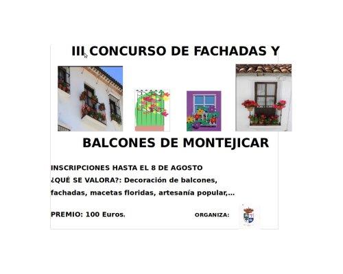 fachadas y balcones fiestas 2013