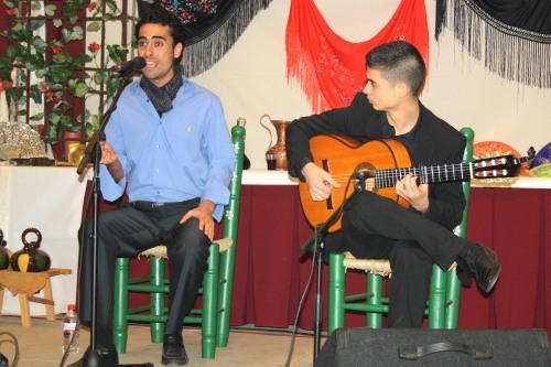 calos cruz gana el quinto concurso de flamenco de montejicar