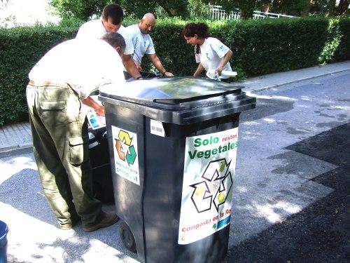 vegetales para compost