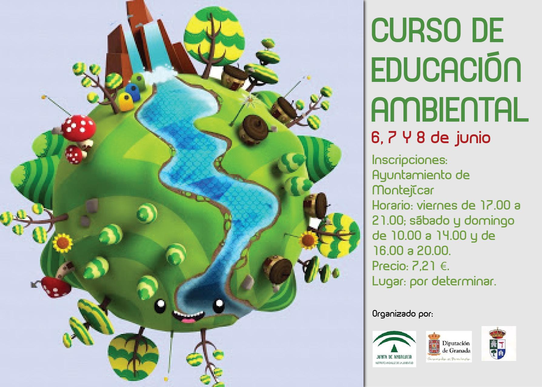 El Ayuntamiento organiza un curso de educación ambiental del 6 al 8