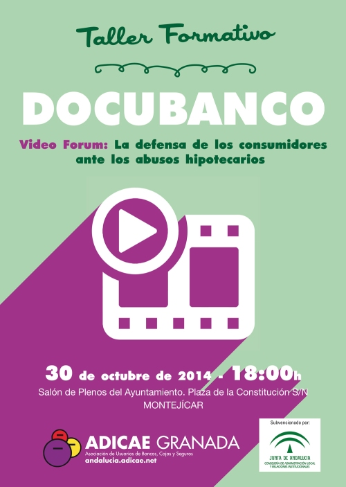 Cartel TALLER DOCUBANCO granada 2014_v3_Maquetación 1