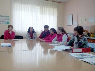 En el Consejo escolar