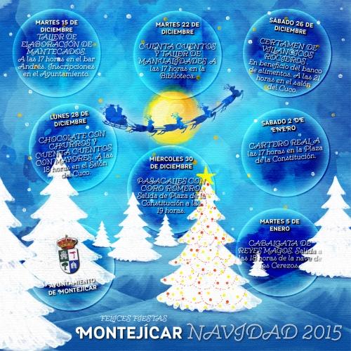 felicitacion de navidad 2015